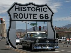 #Route 66: One of the things that make the #history of the old road so great!