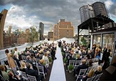 #minnesotaweddingvenue #rooftopwedding