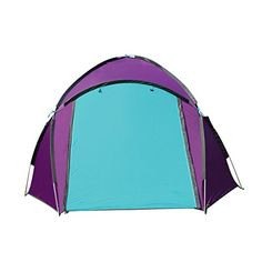 Makino 23 Person Outdoor Tent 0052 Blue ** More info could be found at the image url. This is an affiliate link.