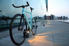 Fixed Gear Gallery :: Jan Chuan Hua Pedersen - Bike