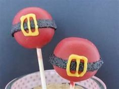 Image Search Results for christmas cake pops