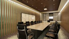 A corporate feel boardroom that can fit 20 with leather chairs and interesting carpet design. Interior Design Process, Office Interior Design, Office Interiors, Best Carpet, Carpet Design, Layout, Leather Chairs, Canning, Table