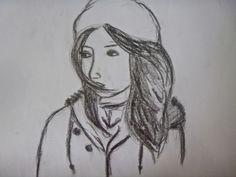 girl's face 4