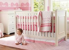 best tips for decorating a Baby Girl�s Room