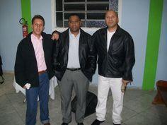 Charles, Pr Alessandro, Antônio Luciano