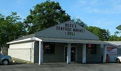 1. Bozo's Grocery, Pascagoula