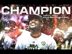 LeBron James - King With A Ring