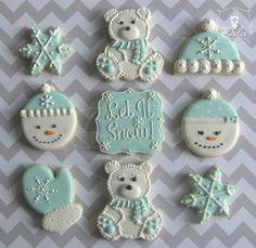 Let It Snow | Cookie Connection