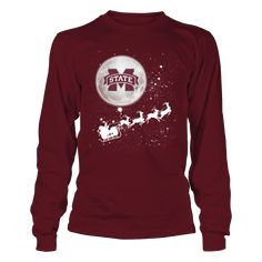 Mississippi State Bulldogs - Football Sleigh T-Shirt, Special Offer, not available in shops! Comes in a variety of styles and colors Buy yours now before it is too late! Secured payment via Visa / Mastercard / Amex  The Mississippi State Bulldogs Collection, OFFICIAL MERCHANDISE  Available Products:          Gildan Long-Sleeve T-Shirt - $33.95 Gildan Unisex Pullover Hoodie - $49.95 Gildan Fleece Crew - $39.95 District Women's Premium T-Shirt - $29.95 District Men's Premium T-Shirt - $27.95…