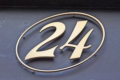 24 | by Leo Reynolds Buick Logo, Numbers, Numeracy