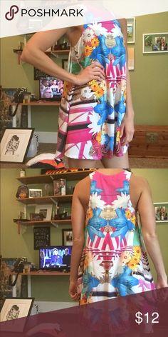 Dress worn once! Suchhh a pretty cocktail dress!! show pony Dresses