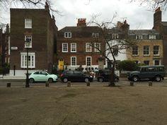 Highgate Village in Highgate, Greater London