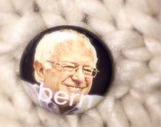 Bernie Sanders pin - Bern. Pinback, Bernie, buttons, Feel the Bern by SideSandwich on Etsy