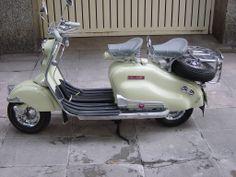 Siambreta 125 De Lujo 1954