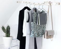Ihr steht auf skandinavische Wohntrends? Dann darf eine Garderobe aus Birkenstamm nicht fehlen! In diesem DIY erfahrt ihr wie es geht!
