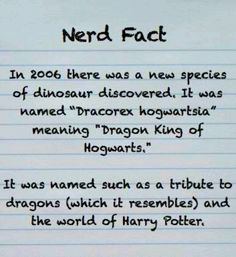 Omg this is my favourite fact about dinosaurs