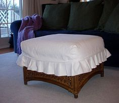 A simply simple slipcover