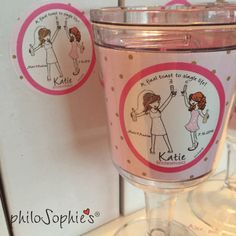 I can't say 'I do!' without you! - philoSophie's Bachelorette Tumbler. Great 'will you be my bridesmaid?' gift to use throughout all wedding celebrations