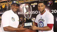 Alfredo Marte es el Jugador Más Valioso serie final de venezolana