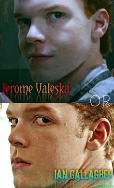 Personally I like Jerome more. Repost this with your answer about which Cameron Monaghan character is your fav