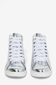 JC Play by Jeffrey Campbell Player High-Top Sneaker