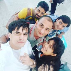 #LoveinGreece #yrkkh #yehrishta #airportselfies