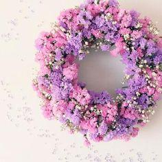Dried Flower Wreaths, Dried Flowers, Flower Factory, Plant Crafts, Cut Flowers, Flower Making, Door Wreaths, Flower Crown, Floral Arrangements