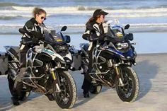 Ok...you had me at girls, but I must say the bikes are nice too