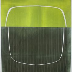 Kathleen Probst, textile artist ( email via TAS ) #art #textiles #green
