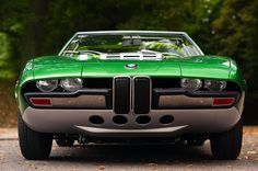 BMW Museum with one-of-a-kind Bertone Spicup concept | BMW | classic BMW | classic cars