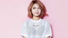 Image result for sooyoung short hair