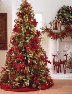 RAZ 2011 Festive Forever Tree                                                                                                                                                                                 More