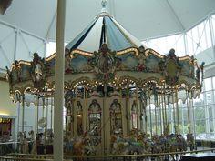Used Fiberglass Carousels