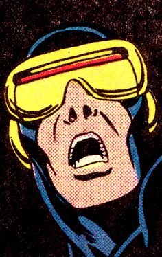 X-MEN's CYCLOPS