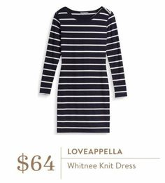 This would be a great addition to my closet. A solid long sleeve dress would be great too.