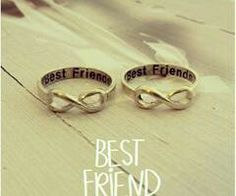Quotes Friendship Bff Bestfriends Girls 32 Ideas For 2019 Best Friend Rings, Best Friend Necklaces, Best Friend Jewelry, Best Friend Outfits, Best Friend Goals, My Best Friend, Do It Yourself Jewelry, Do It Yourself Fashion, Bff Gifts