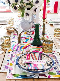 Colorful, Vibrant and Creative Home! | ZsaZsa Bellagio - Like No Other