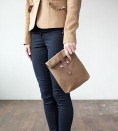 I love this bag and pants
