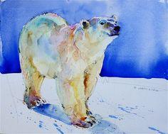 David Lobenberg © watercolor paintings -