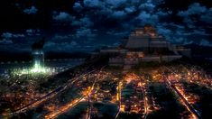 kabaneri of the iron fortress buildings - Google Search