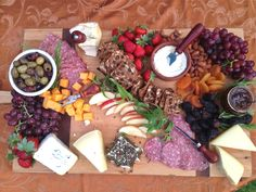 Ultimate Picnic Platter. Courtesy Of My Cousin. - Imgur