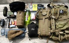 TAD FAST Pack Litespeed bag dump by Triple Aught Design