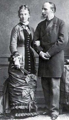 1878 Marie of Prussia and Prince Henry
