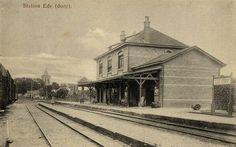 station Ede Centrum Perronzijde