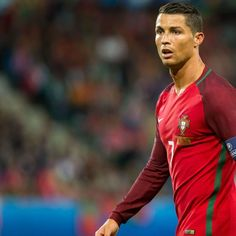 Cristiano Ronaldo becomes first to score in four European Championships