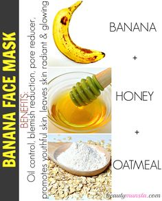 Skin Care Remedies Top 3 Homemade Face Masks for Combination Skin - These top 3 face masks for combination skin are perfect for solving combination skin issues at home! Combination skin requires special care that can attend to dryness as well as oiliness Homemade Face Masks, Homemade Skin Care, Diy Face Mask, Face Mask For Pores, At Home Face Mask, Homemade Facials, Diy Masque, Honey Face Mask, Honey Masks