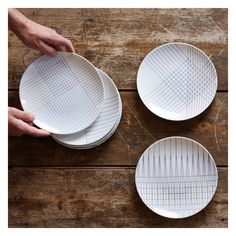 TH Manufacture Mix and Match plates