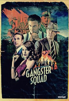 we love #GangsterSquad #fanart