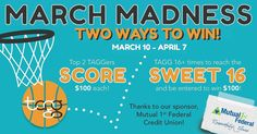 We are excited to announce Together A Greater Good March Madness Campaign that runs from Friday March 10th-Friday April 7th! TAGGing is such a great way to support C4H! Thank you to all our TAGGers and if you not familiar with this great way to give back please visit www.togetheragreatergood.com. Happy TAGGing! #chariots4hope #togetheragreatergood #marchmadness #support https://www.instagram.com/p/BR_D11jBydk/ via http://www.chariots4hope.org