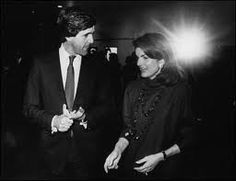 Jackie with John Kerry. Lee Radziwill, Jacqueline Kennedy Onassis, Family Images, International Style, Historical Images, Family Album, Cover Pics, Retro Aesthetic, Jfk